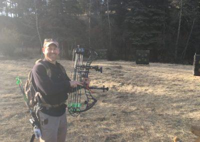 american bowmen club range1