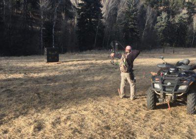 american bowmen club range2